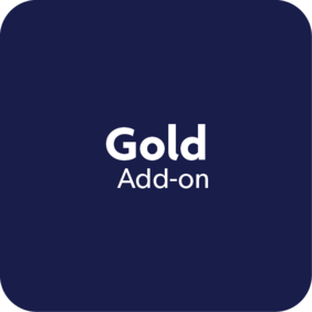 ALL Services Add-on to Gold Package