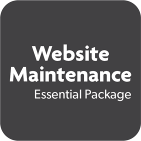 Website Maintenance - Essential Package